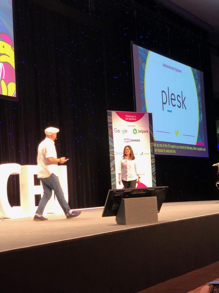 Aleyda Solis gab konkrete SEO-Tipps beim WordCamp Europe 2019 in Berlin